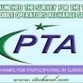 PTA Launched the Survey