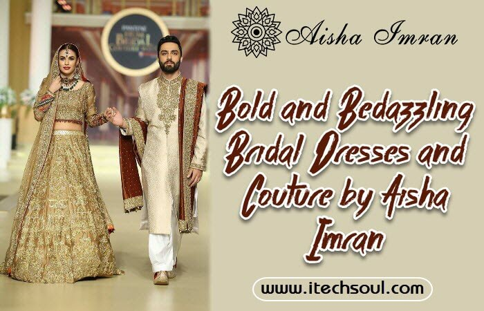 Bridal Dresses by Aisha Imran