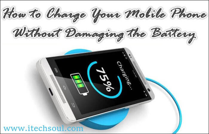 Charge Your Mobile Phone