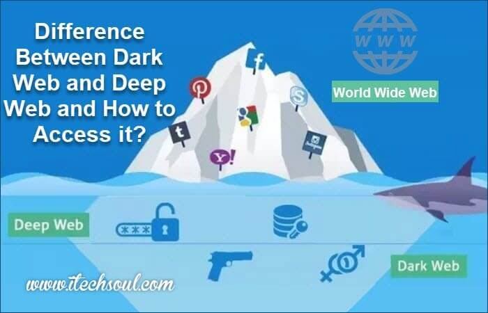 Difference Between Dark Web and Deep Web and How to Access it?