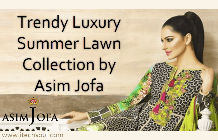 Latest lawn collection