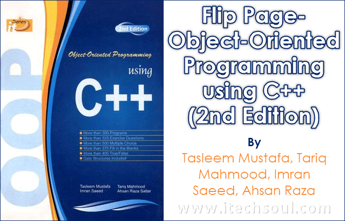Object Oriented Programming Ebook