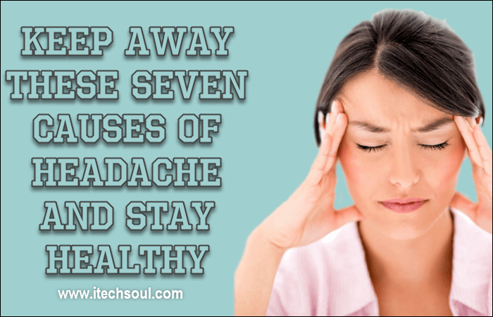 Seven Causes Of Headache