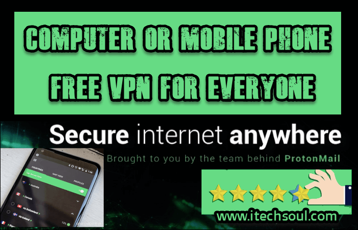 Free VPN for Everyone