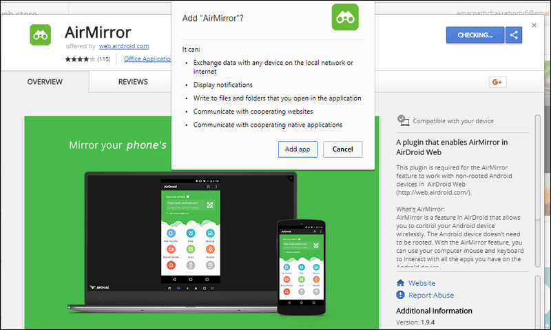 12- airdroid browser