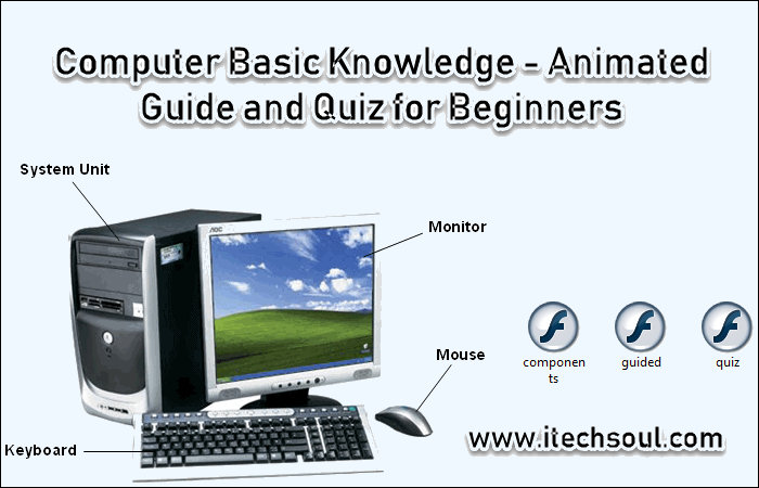 Computer Basic Knowledge (4)