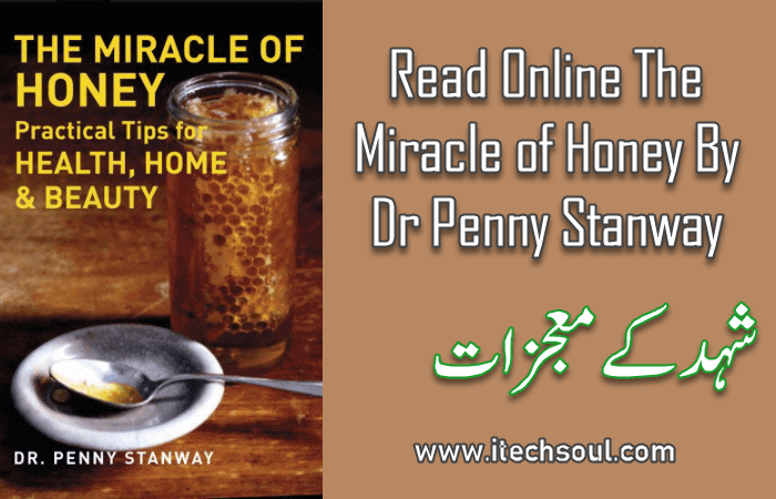 Read Online The Miracle of Honey By Dr Penny Stanway