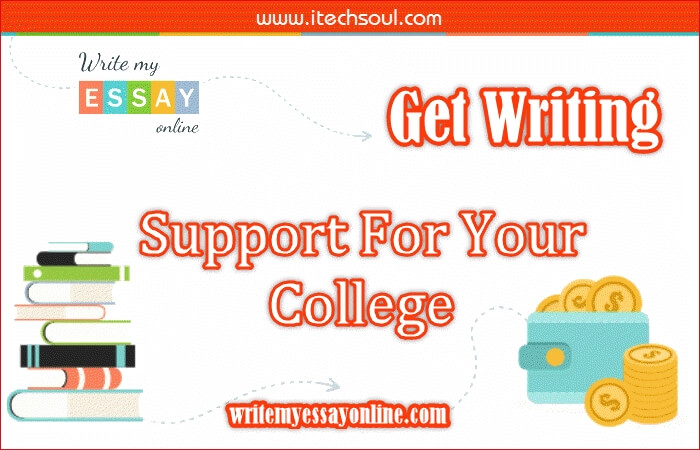 Get Writing Support