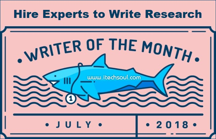 Hire Experts to Write Research Papers