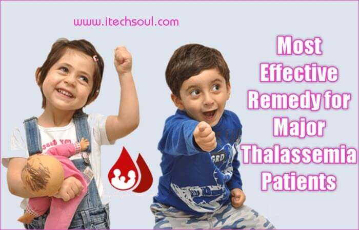 Remedy for Major Thalassemia