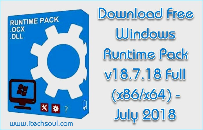 Runtime Pack v18.7.18 Full