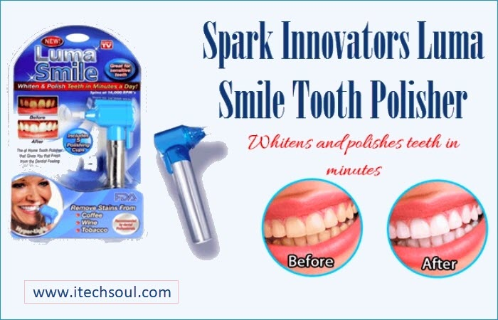 Spark Innovators Luma Smile Tooth Polisher