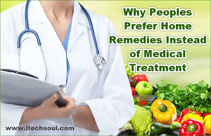 Home Remedies VS Medical Treatment