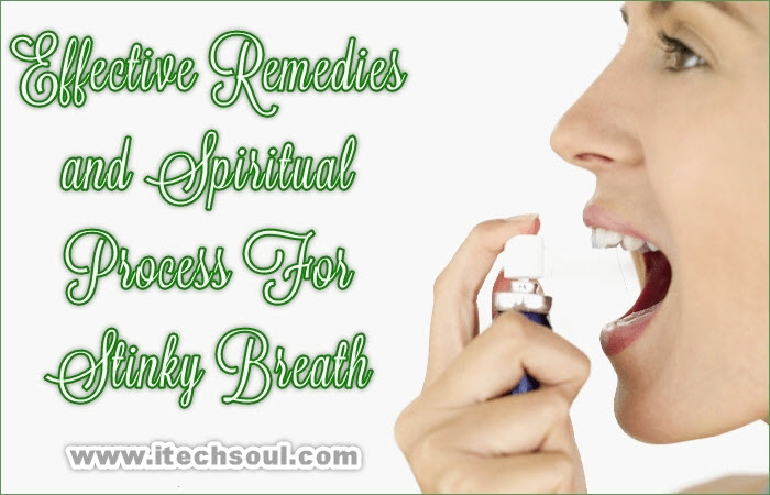 Tips for Stinky Breath