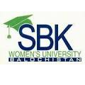 Sardar Bahadur Khan Women University