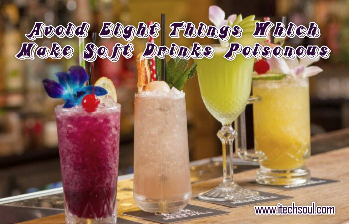 Soft Drinks Poisonous