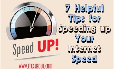 Speeding up Your Internet Speed