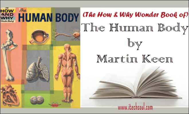 Flip Page The Human Body by Martin Keen