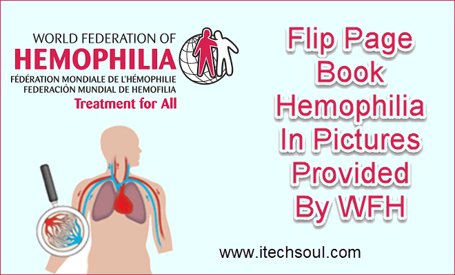 Flip Page Book – Hemophilia In Pictures Provided By WFH
