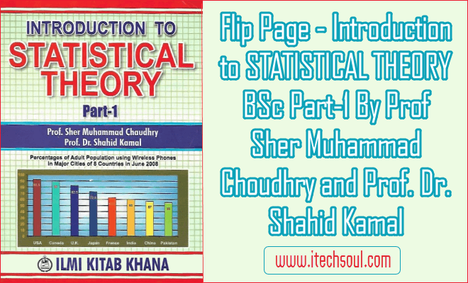 Introduction to STATISTICAL THEORY Part-1