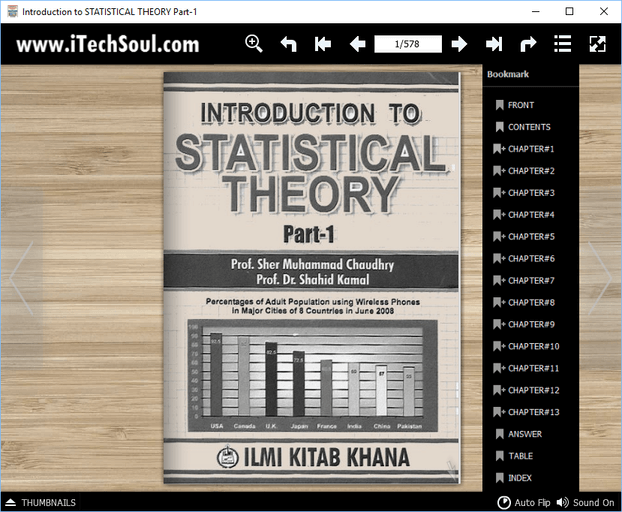 STATISTICAL THEORY Part-1
