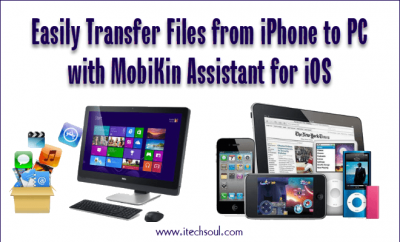MobiKin Assistant for iOS