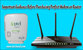 Perfect Modem or Router