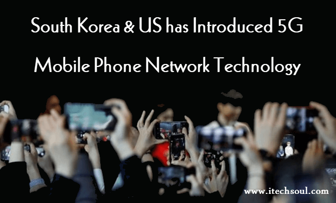 5G Mobile Phone Network Technology