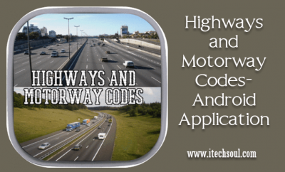 Highways and Motorway Codes