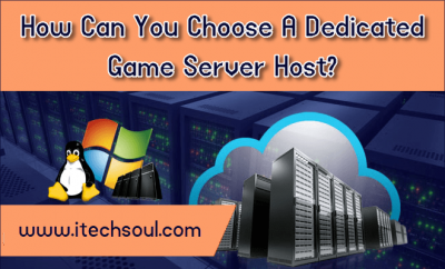Dedicated Game Server Host