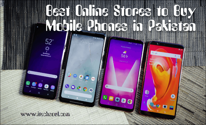 Online Stores to Buy Mobile Phones