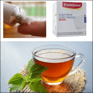 4-Homemade herbal teas, compresses and ointments