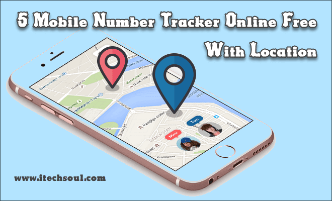 5 Mobile Number Tracker