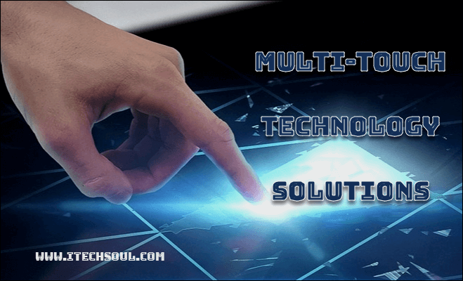Multi-Touch Technology Solutions