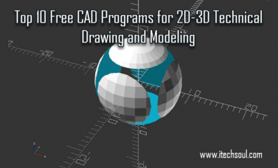 Top 10 Free CAD Programs