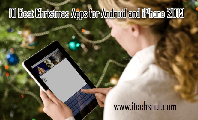 Christmas Apps for Android and iPhone 2019