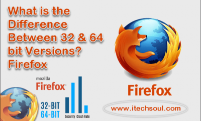 Difference Between 32 & 64 bit Firefox