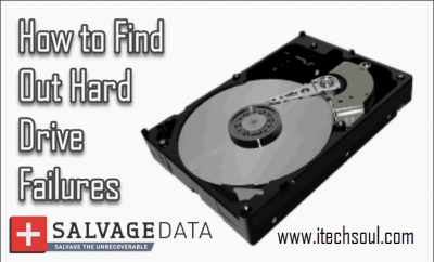 Find Out Hard Drive Failures