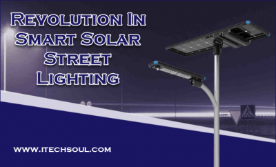 Smart Solar Street Lighting
