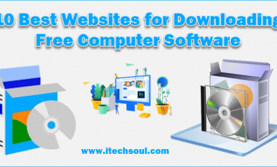 Websites for Downloading Free Computer Software