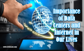 Data Centers and Internet