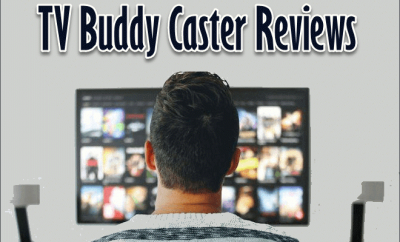 TV Buddy Caster