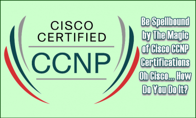 Cisco CCNP Certifications