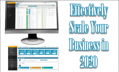 Effectively Scale Your Business in 2020