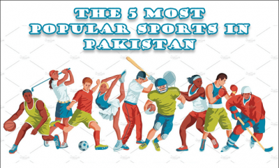 The 5 Most Popular Sports in Pakistan