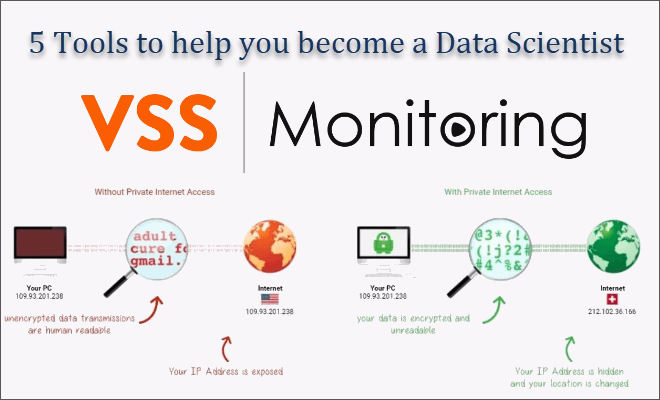 5 Tools to help you become a Data Scientist