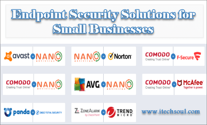 Endpoint Security Solutions for Small Businesses