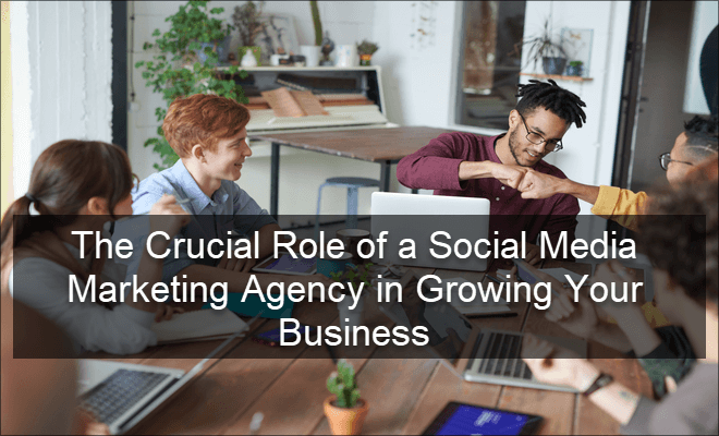 The Crucial Role of a Social Media Marketing Agency in Growing Your Business