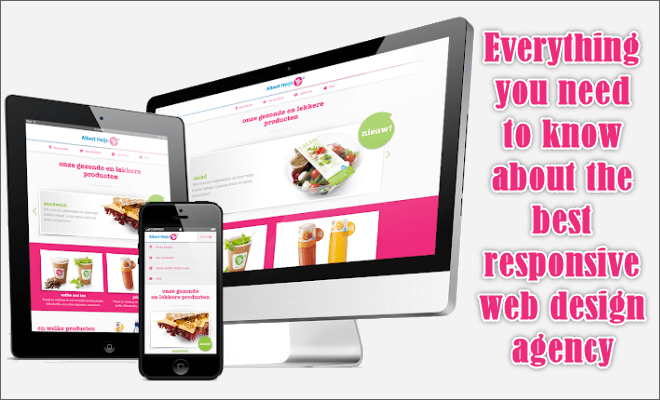Everything you need to know about the best responsive web design agency