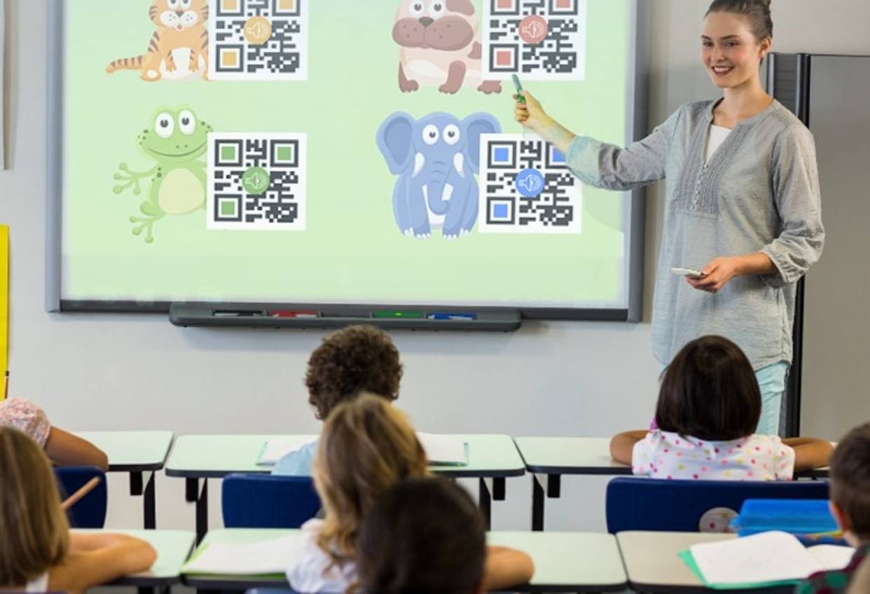 How Can Schools Futurize Their Classroom Setup With The Use Of QR Codes?